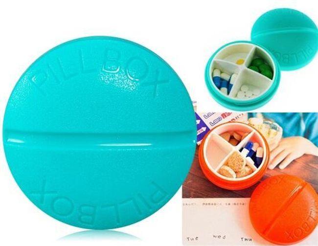 Kutija za tablete u obliku pilula 1