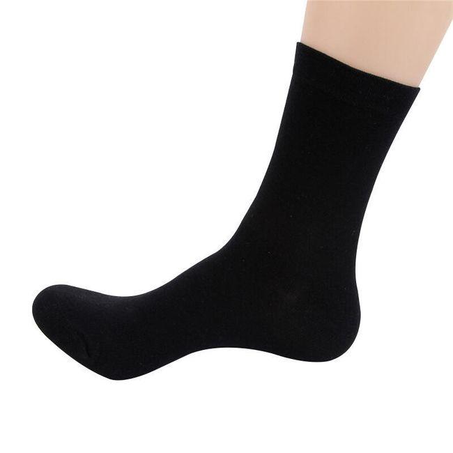 Férfi magas zokni - 6 pár
