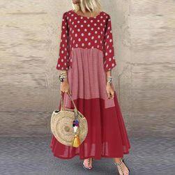 Dámské maxi šaty Lidyla