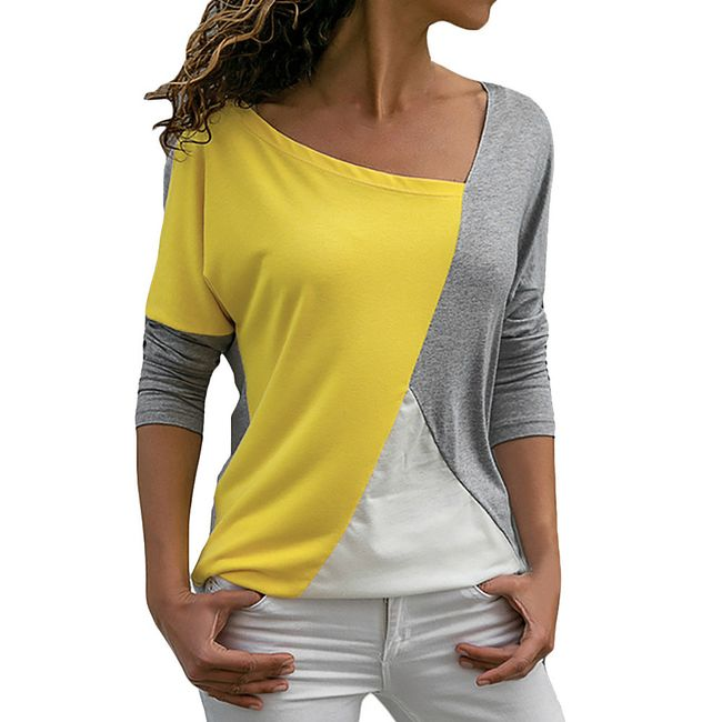 Ženska bluza Clementine - 4 boje 1