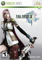Játék (Xbox 360) Final Fantasy XIII