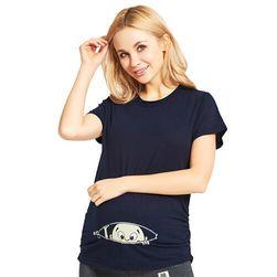 Těhotenské tričko - 2 barvy
