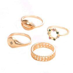 Ženski prsteni Lilija