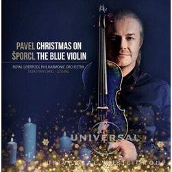 Šporcl Pavel: Christmas On The Blue ..., CD PD_1180152