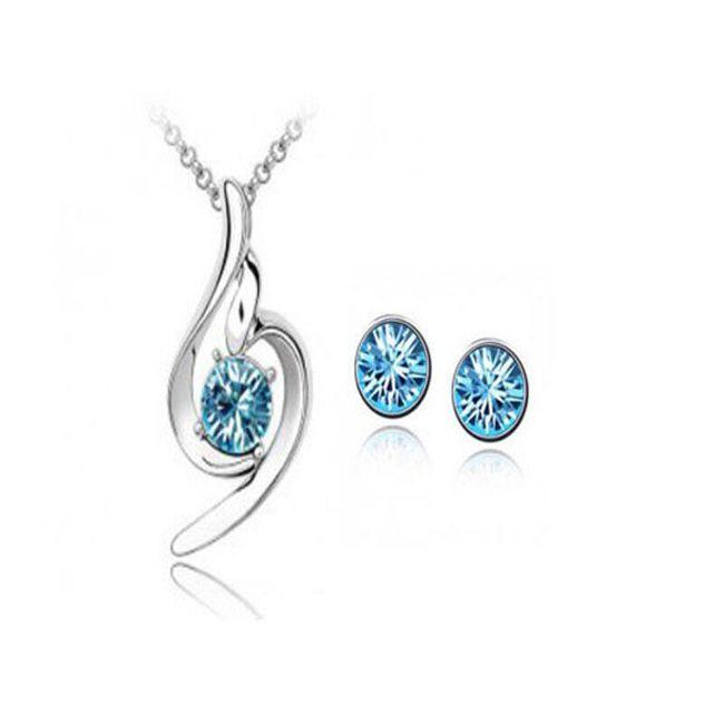 Elegantní sada šperků - 11 variant 1