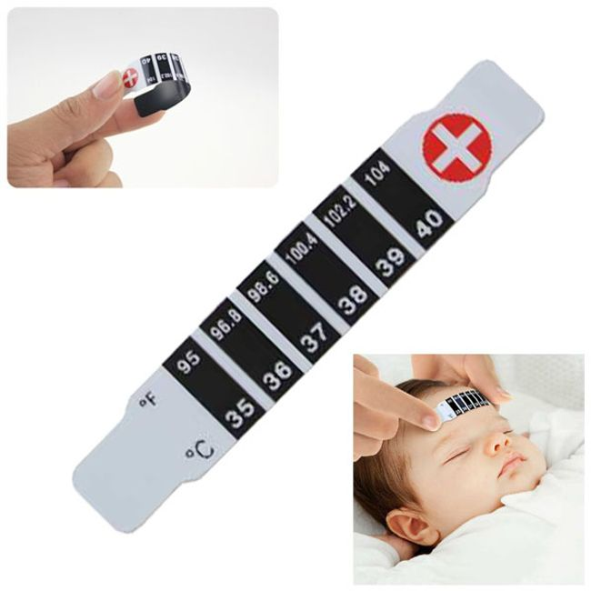 Dziecięcy termometr - pasek 1