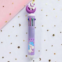 Разноцветная ручка B08191
