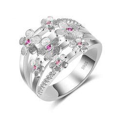 Ženski prsten B05043