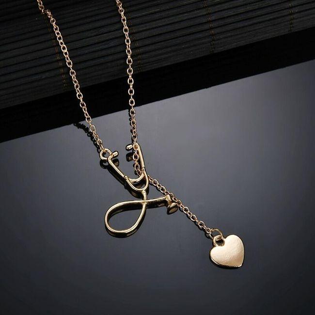 Dámský náhrdelník B123 1