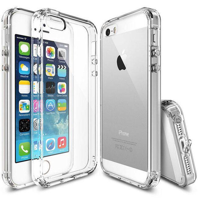 Zadní odolný kryt pro iPhone 5/5S/SE 1