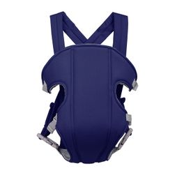 Ergonomski nosilec za dojenčke  temno modra