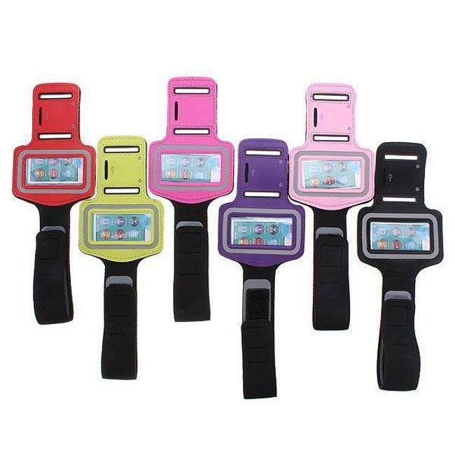 Sportowe etui na iPod Nano 7 - oferujemy 6 kolorów 1