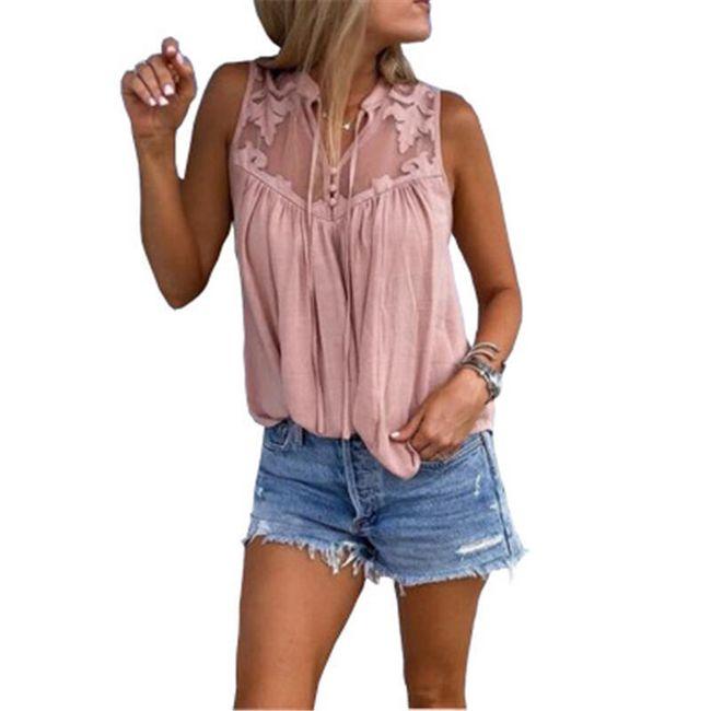 Ženska bluza Frenchesca 1