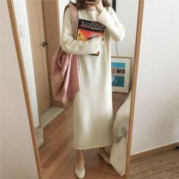 Женское вязаное платье Milana