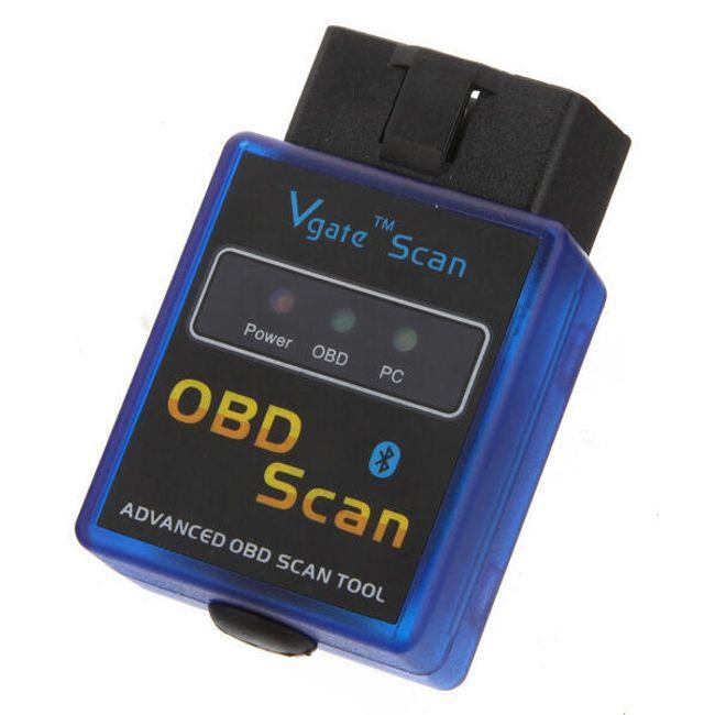 Мини блутут диагностика ELM 327 V 1.5 OBD2 за автомобил 1