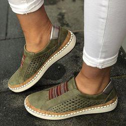 Dámské boty Rebekah Zelená 40
