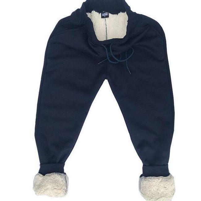 Męskie spodnie dresowe MT70 1