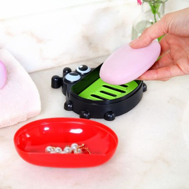 Beruška - krabička na mýdlo 1