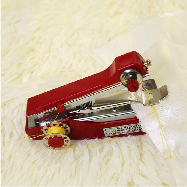 Mini ruční šicí stroj 1