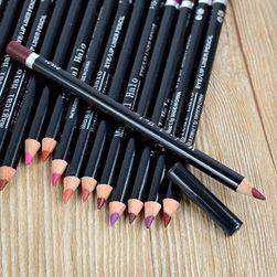Konturni svinčnik v številnih barvah