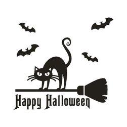 Наклейки для Хеллоуина Angela