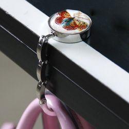 Věšák na kabelku - 4 varianty