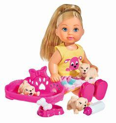 Doll Evička cu pui RZ_018094