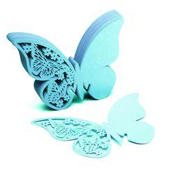 DIY бабочки- 50 шт.