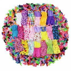 Mini haljina i cipele za lutke - 12 komada