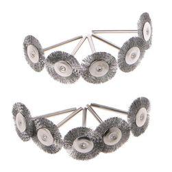Set žičanih četki za bušilicu 10F