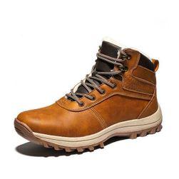 Мъжки обувки за зима PZB478