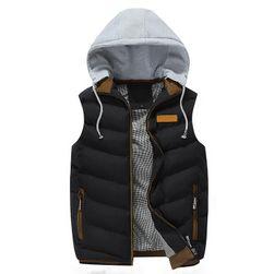 Pánská vesta - zimní
