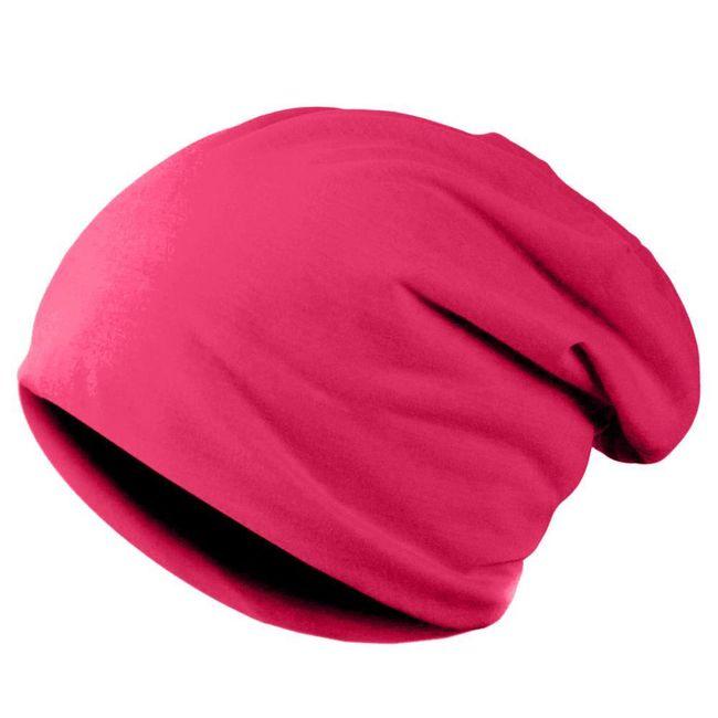 Унисекс шапка в много весели цветове 1