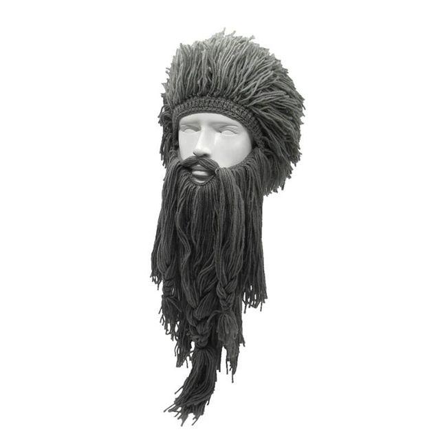 Muška zimska kapa Floki 1