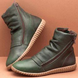 Ženski čevlji do gležnjev Leila