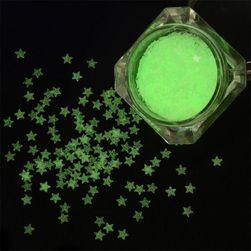Fluorescenční ozdoby na nehty HBN1