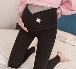 Ženske hlače za nosečnice Aqra