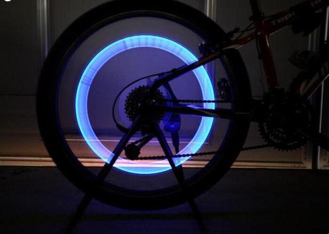 LED lampica na poklopcu točka - više boja 1