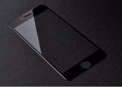 Tvrzené sklo pro iPhone 6, 6S, 6 plus - černá i bílá barva