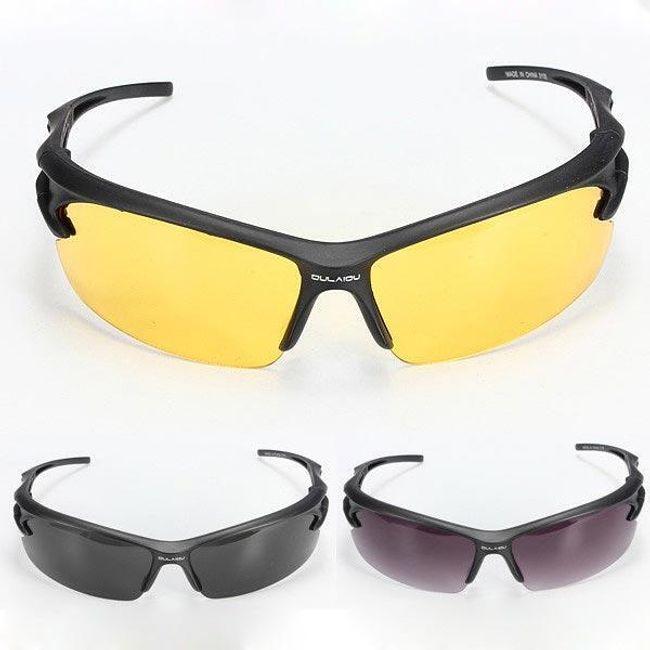 Sportske naočare - 4 boje 1