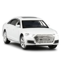Model auta Audi A8