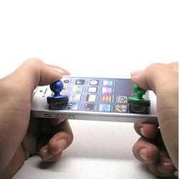 Mini játék joystick érintőképernyős telefonokhoz és táblagépekhez - véletlenszerű színek