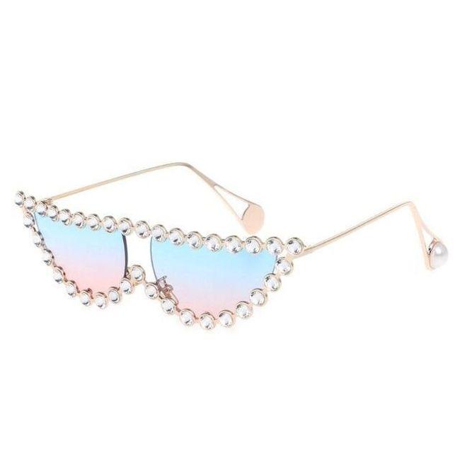 Дамски слънчеви очила B03211 1