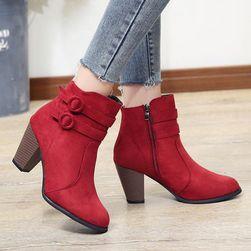 Дамски обувки до глезена Sylvia