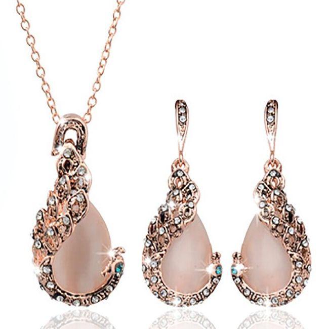 Komplet biżuterii AS20 1