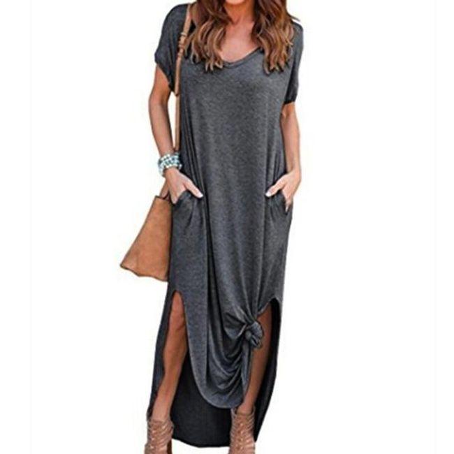 Dámské maxi šaty Jessa 1