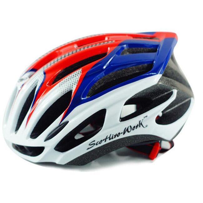 Cyklistická přilba ST01 1