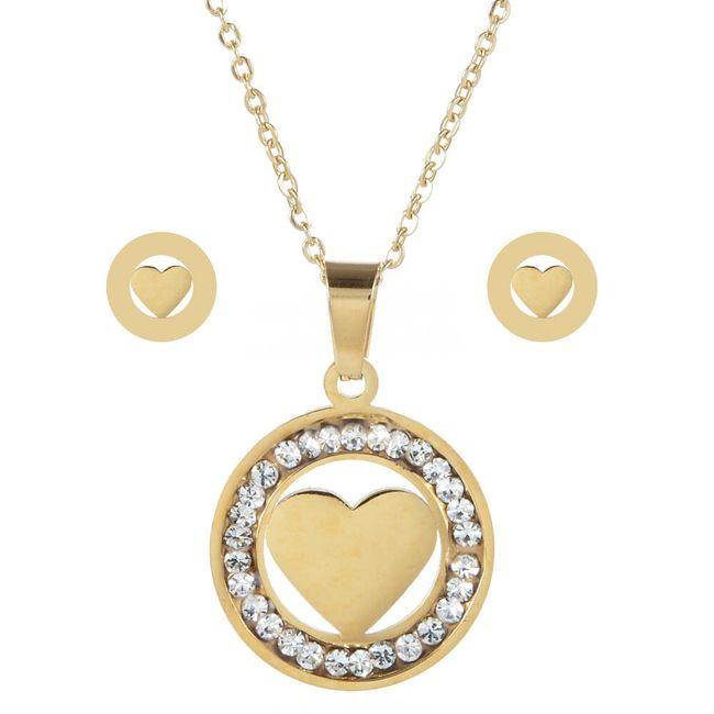 Komplet biżuterii TN1054 1