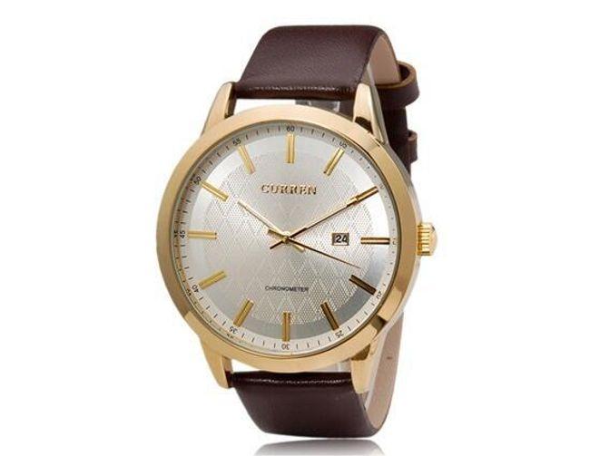 Pánské hodinky Curren s jednoduchým designem 1