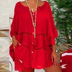 Ženska plus size bluza Ailen